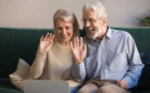46% des seniors ont utilisé WhatsApp pour la première fois pendant le confinement