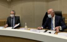 Signature d'une convention entre la Région Nouvelle-Aquitaine et la CMA Nouvelle-Aquitaine