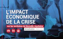 Etude sur l'impact économique de la crise en Nouvelle-Aquitaine #2 (mars 2021)