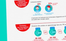 Le baromètre national de l'apprentissage par l'ISM